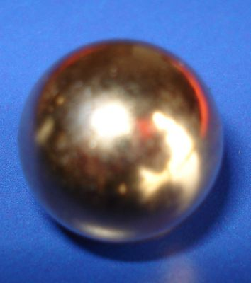 N52 Neodymium Sphere 3/4 inch Diameter Gold Coated Magnet Ball