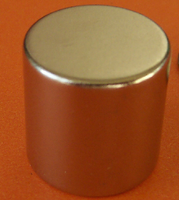Neodymium Super Magnets 1.5 in x 1.5 in Strong Cylinder N42