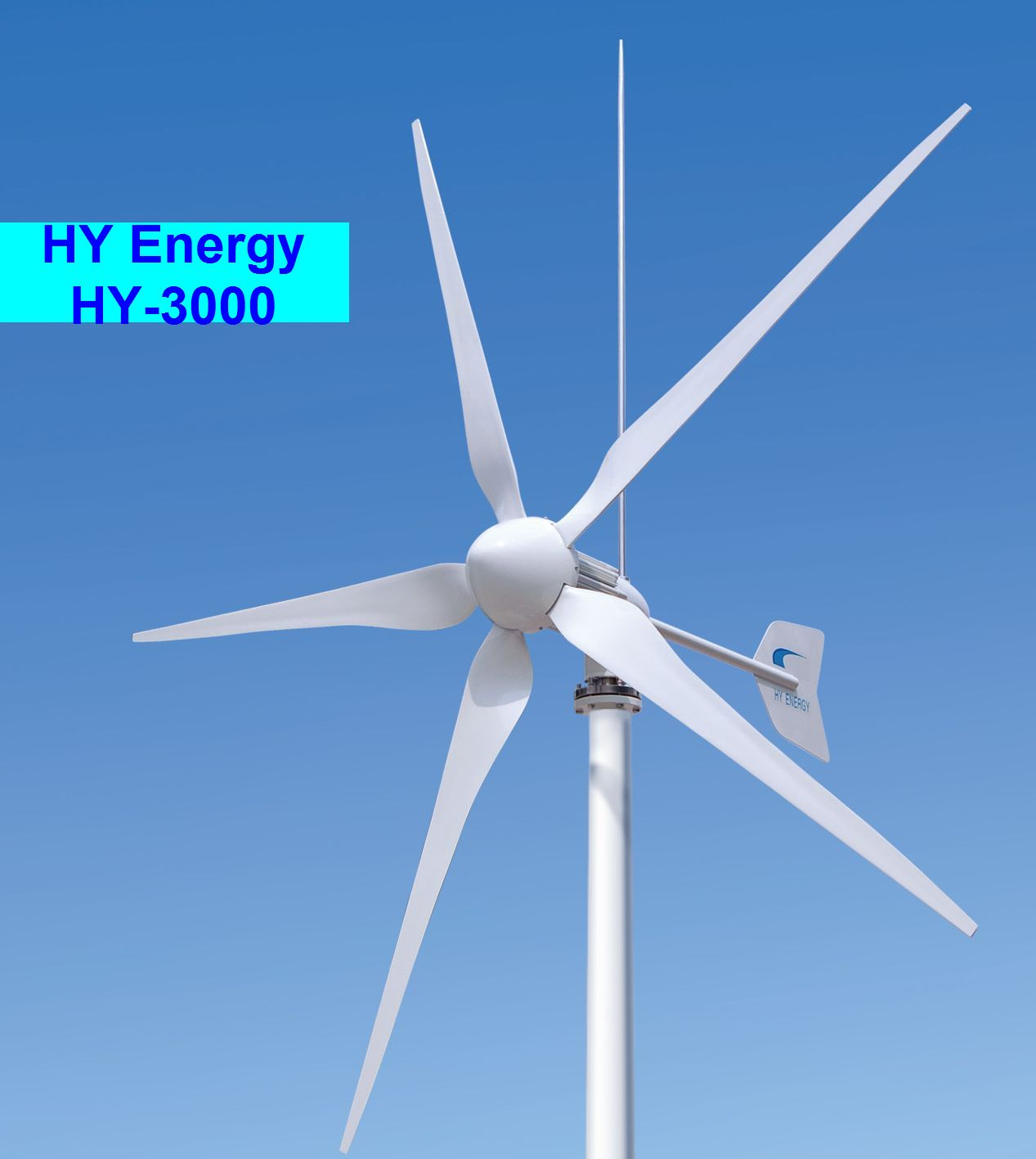 Residential & Home Wind Turbines