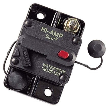 150 Amp Type III Circuit Breaker