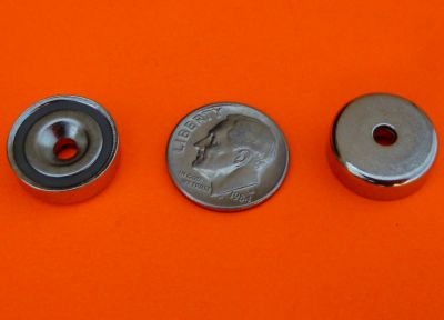 Neodymium Cup Magnets 5/8 inch