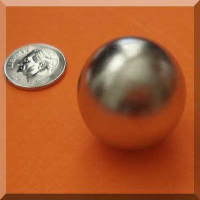 Neodymium Sphere & Ball Rare Earth Magnets