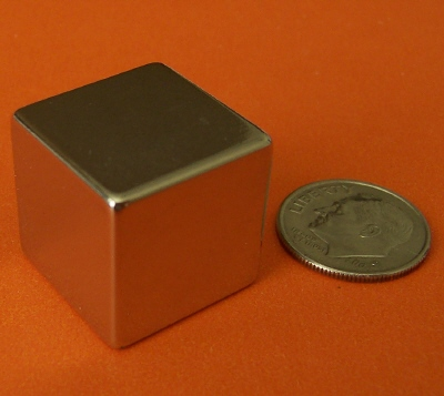 N52 Neodymium Magnets 3/4 inch Rare Earth Cube