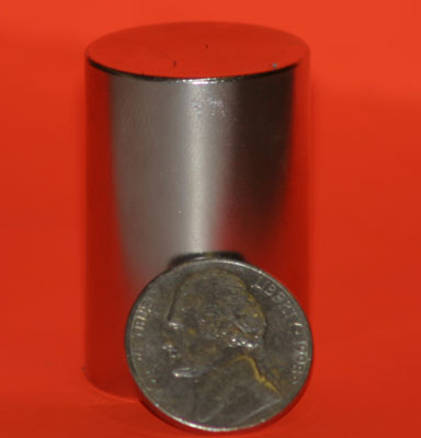 Neodymium Magnets N45 1 in x 1-1/2 in Cylinder Strong Stud Finder
