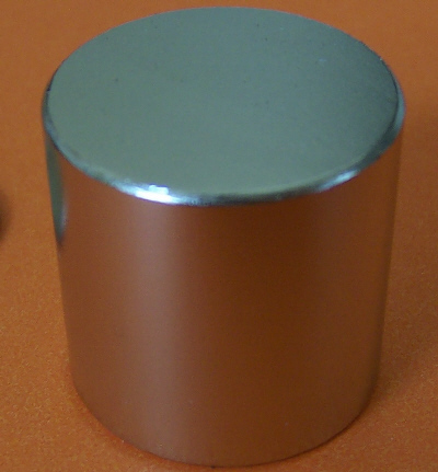 Strong Magnets 3 in x 3 in N42 Cylinder Neodymium Industrial Magnets