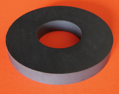 Ceramic Ring Magnets 90mm OD x 45mm ID x 16mm