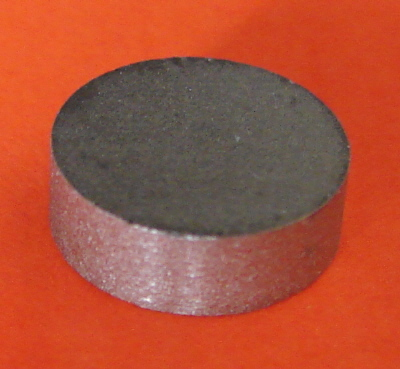 SmCo Magnets 3/8 in x 1/8 in Disc Samarium Cobalt Magnet