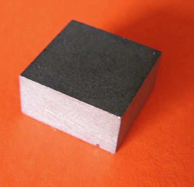 SmCo Magnets 1/2 in x 1/2 in x 1/4 in Samarium Cobalt Block